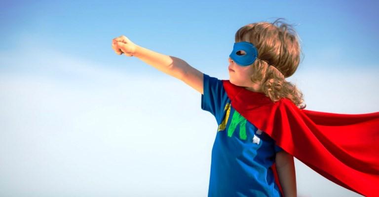 Toda a criança nasce com potenciais natos ao sucesso