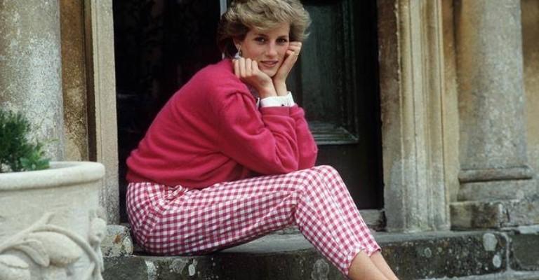 Cartas e bilhetes da princesa Diana são leiloadas