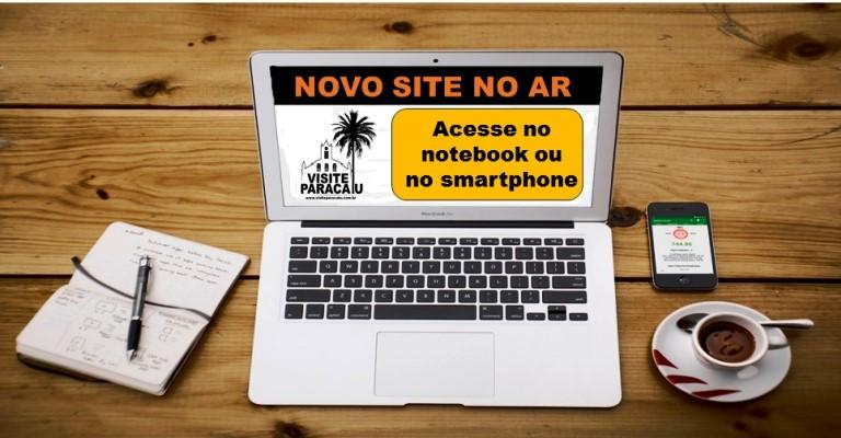 Portal Visite Paracatu apresenta novo site de notícias
