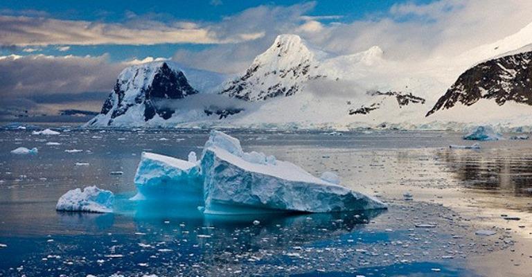 25% do gelo pode desaparecer da Antártida até 2100