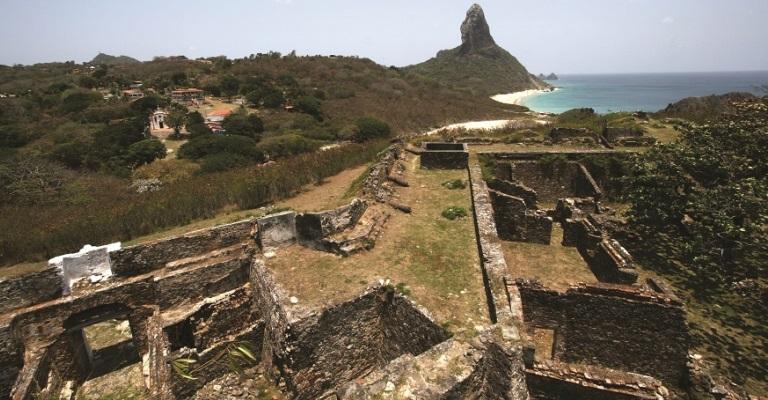 Fortaleza da ilha de Fernando de Noronha será restaurada