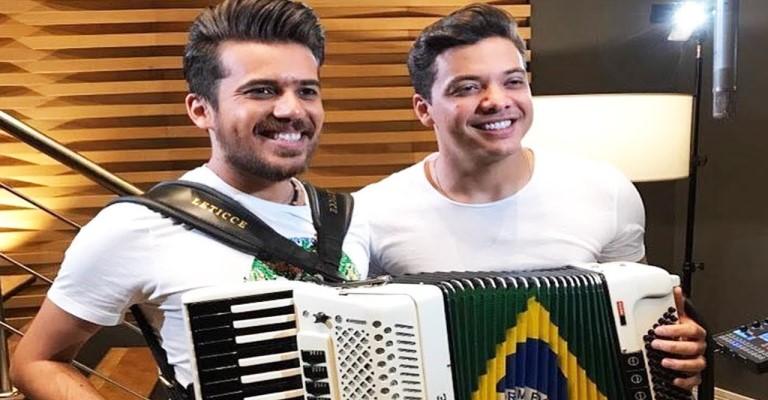 Luan Forró Estilizado lança clipe com Wesley Safadão