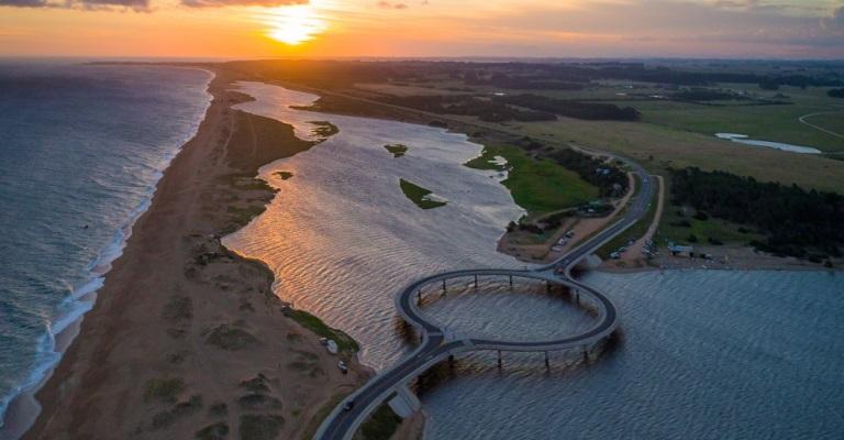 Construção uruguaia é inédita no mundo da arquitetura