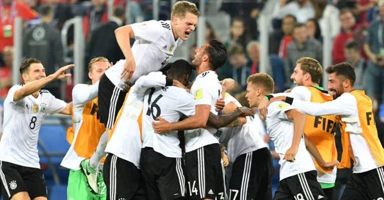 Ranking da Fifa tem Alemanha em 1º e Brasil está em 2º