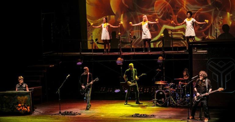 Titãs anuncia gravação de DVD em São Paulo