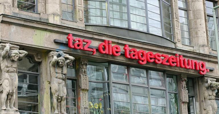O jornal alemão que sobrevive sem anunciantes