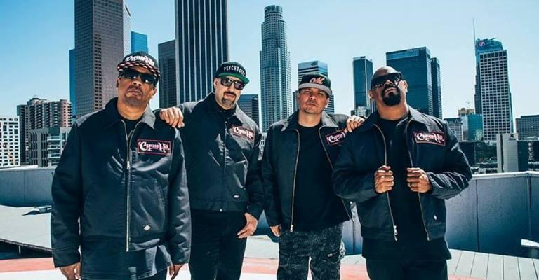 Cypress Hill se apresenta em São Paulo em outubro