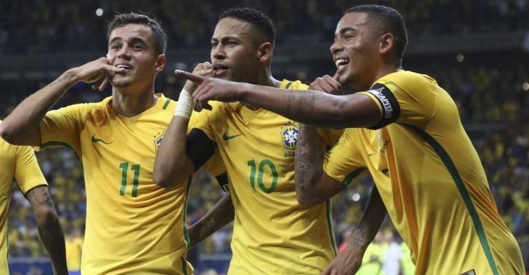 Brasil permanece em 2º no último ranking