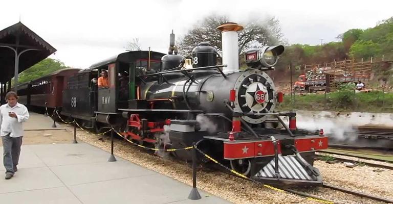 Trem Turístico entre São João Del-Rei a Tiradentes retomará circulação