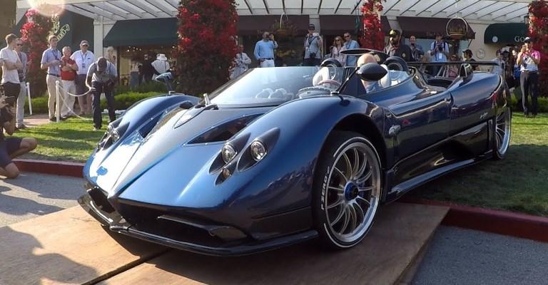 Carro novo mais caro do mundo custa R$ 67 milhões