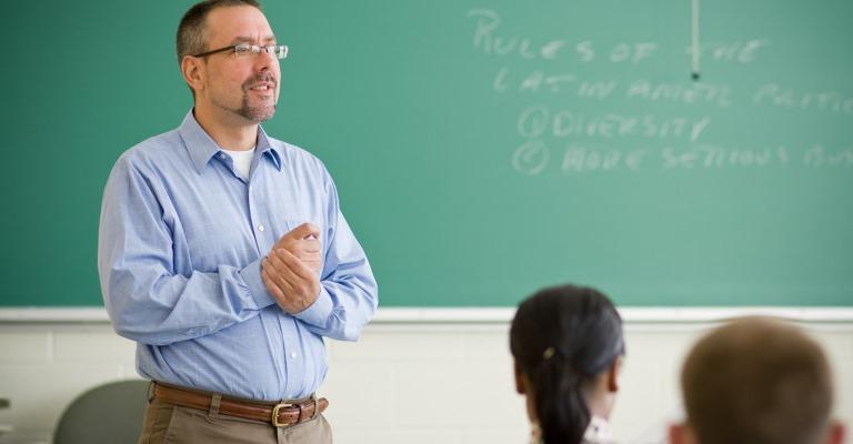 Prêmio para professores reforça experiências