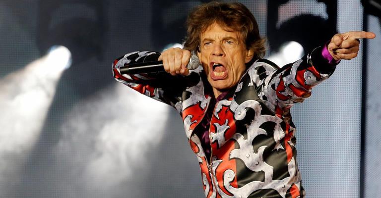Livro reflete sobre liderança eficaz de Mick Jagger