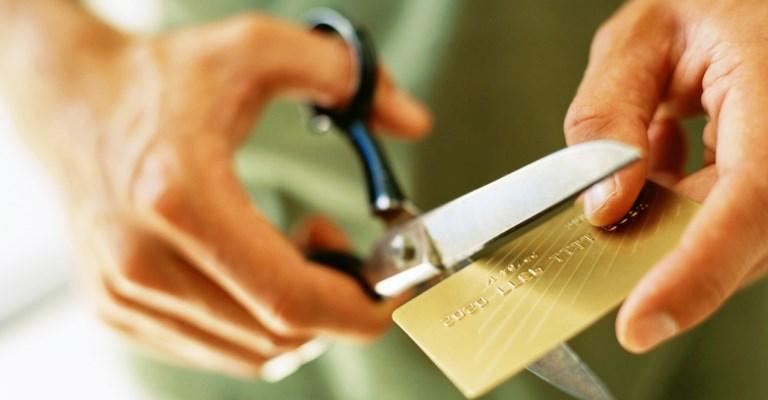 Cartão de crédito é a principal dívida das famílias