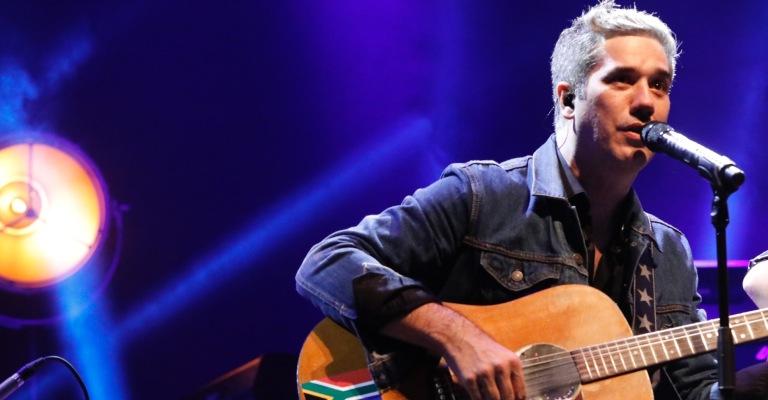 Rogério Flausino cantará bossa nova em BH