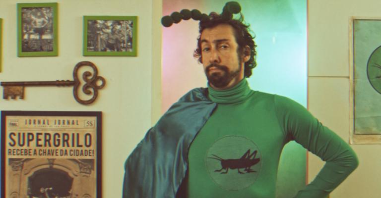 Banda O Grilo lança clipe da música Herói do Futuro