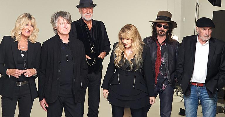 Fleetwood Mac completa 50 anos com coletânea