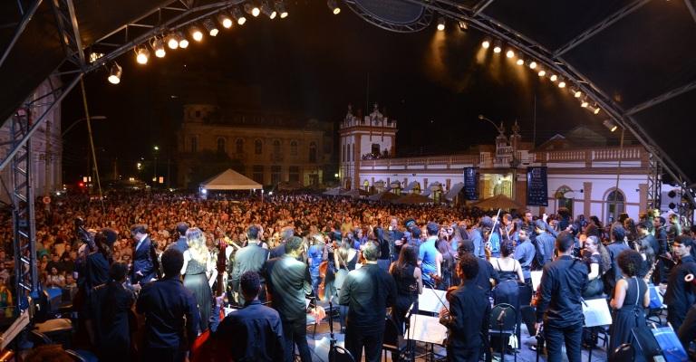 Festival Internacional Sesc de Música chega à sua 9ª edição