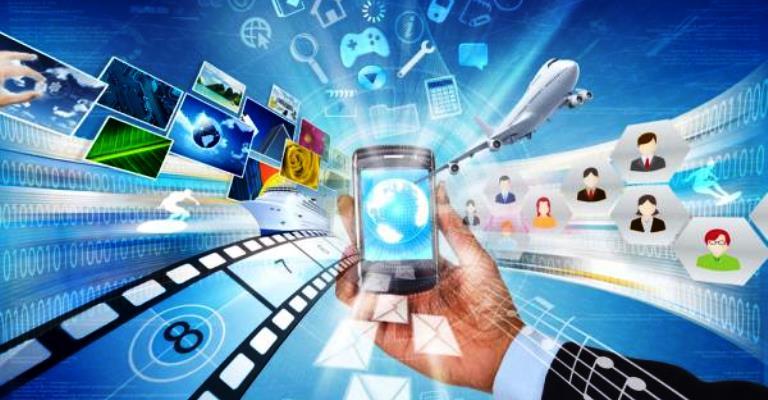 Banda larga móvel é a conexão mais usada para internet