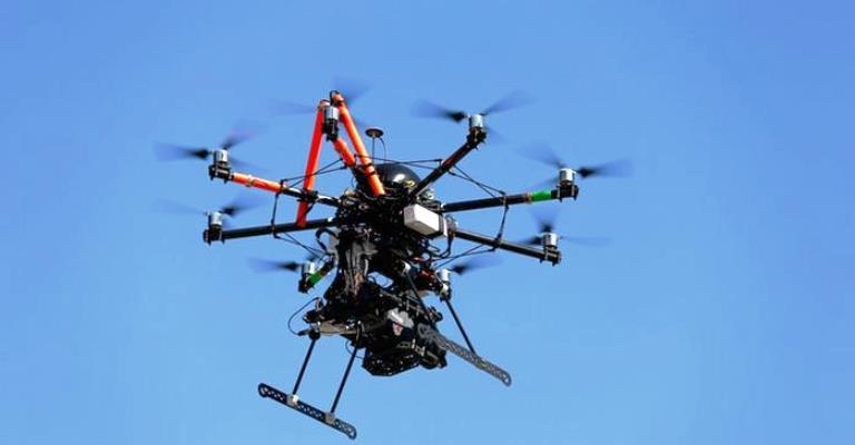 Drones revolucionam pesquisa ambiental