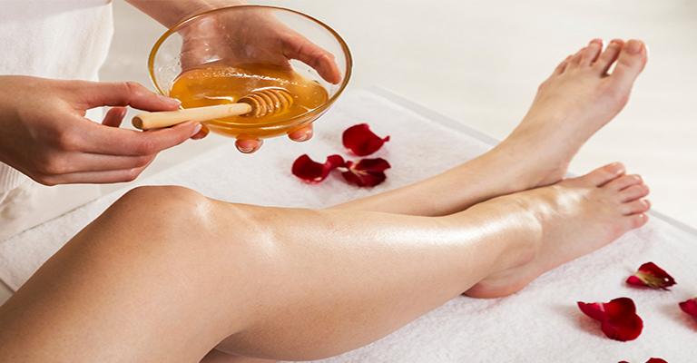 Os benefícios da depilação à cera