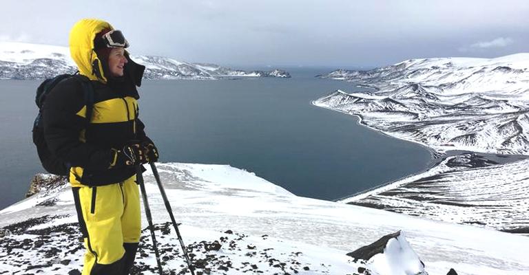 A vida que a Antártida esconde