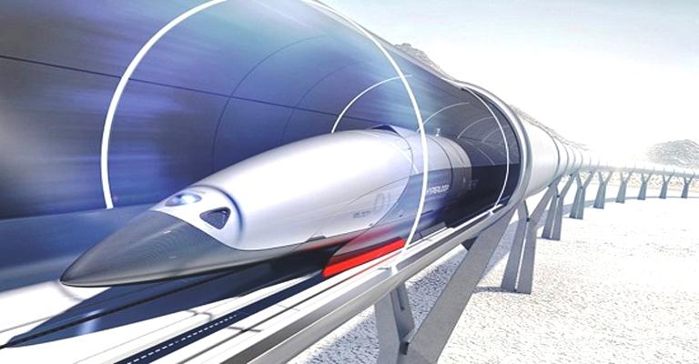 Brasil terá transporte de carga de altíssima velocidade