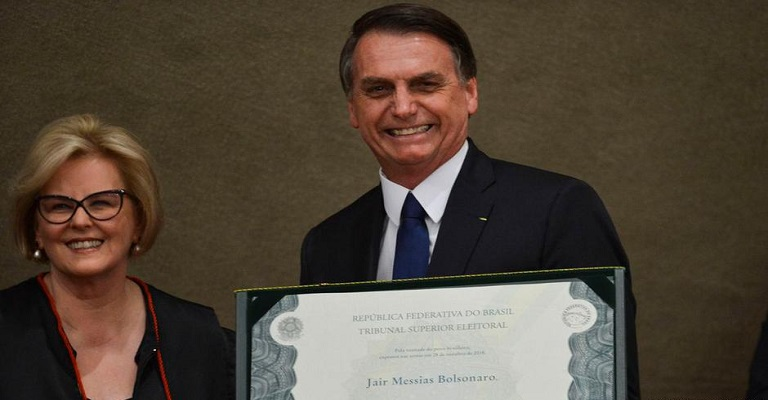 Bolsonaro pede confiança em quem não votou nele