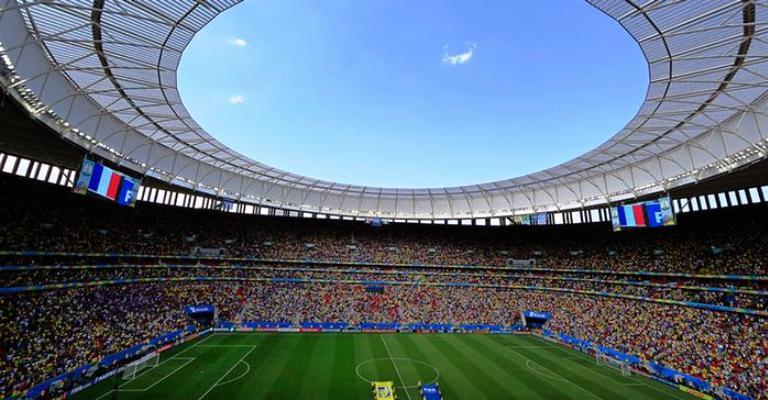 Fifa decide ampliar Copa do Mundo para 48 equipes