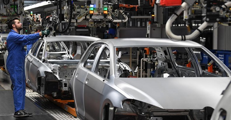 Volks se prepara para ser líder de carros elétricos