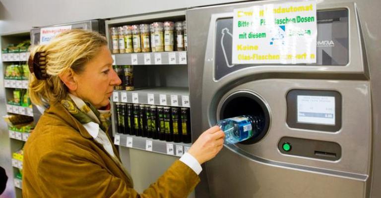 """Alemanices: Pfand, reciclar """"ganhando"""" dinheiro"""