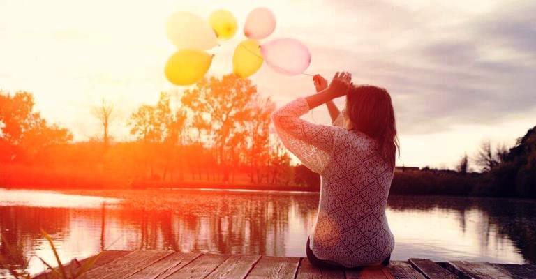 A felicidade brota do ato de perdoar e servir