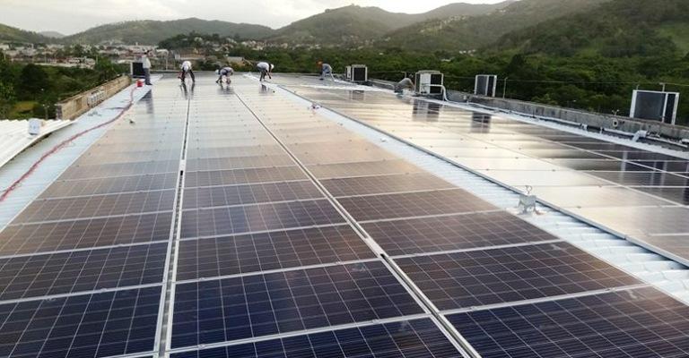 Universidade brasileira gera 100% de sua energia