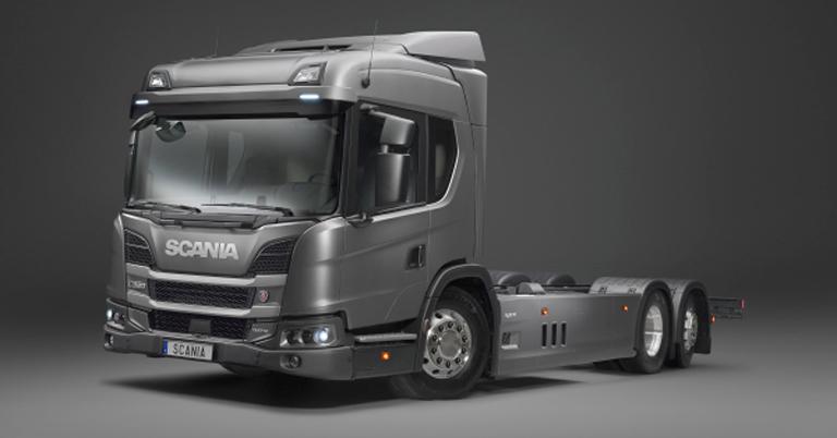 Scania começa a vender híbrido em novembro