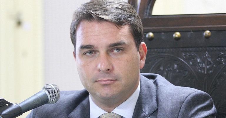 O caso Flávio Bolsonaro
