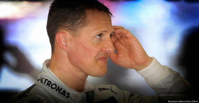 Schumacher será transferido para Espanha, diz revista