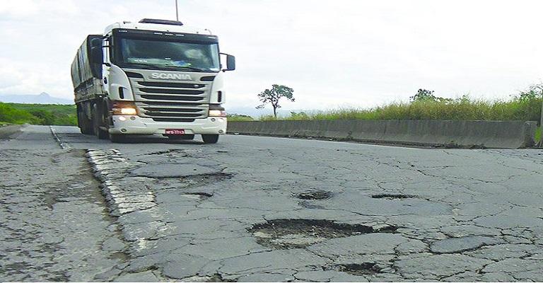 Número de pontos críticos nas rodovias aumenta em 75,6%