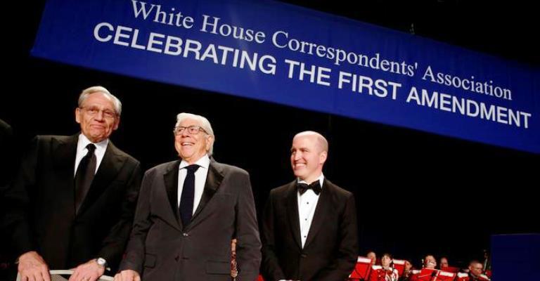 DW premia associação de correspondentes da Casa Branca