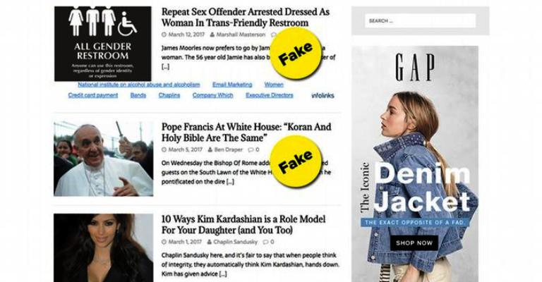 """Como a publicidade incentiva as """"fake news"""""""