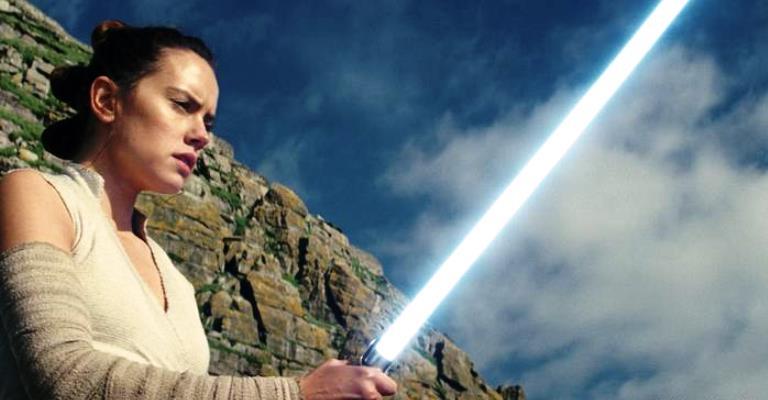 """""""Os últimos Jedi"""": o melhor """"Star Wars"""" até agora"""