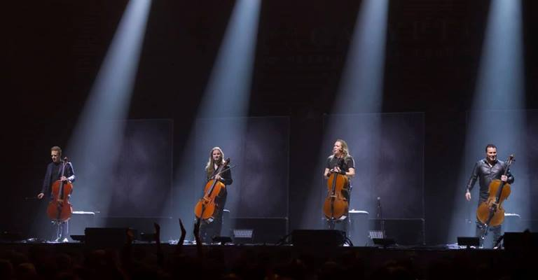 Orquestra Rock Apocalyptica confirma show em SP