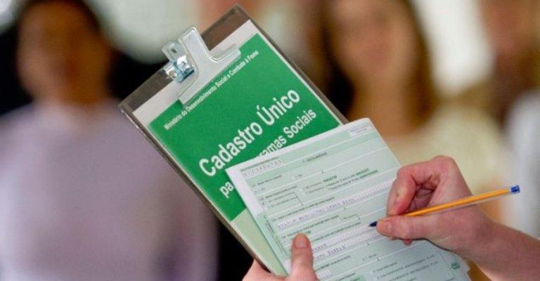 Minas inicia campanha para cadastramento no CadÚnico