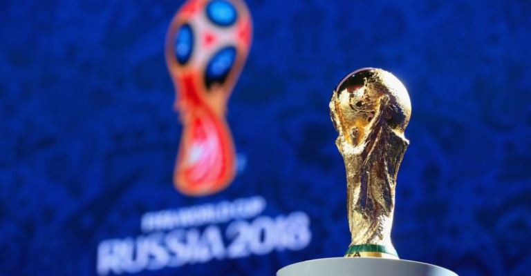 Sorteio define grupos da Copa do Mundo 2018
