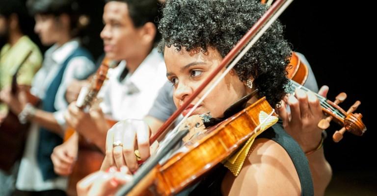 IR vira doação para instituição de música
