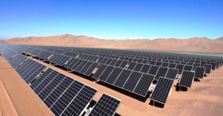 Espanhois vão investir na produção de energia solar