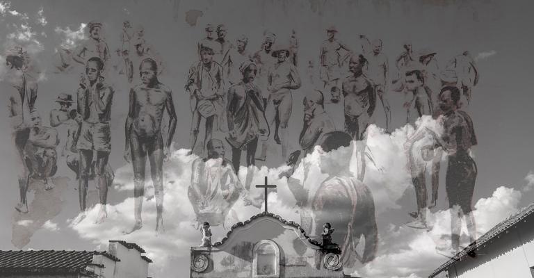 Exposição e peça abordam Hospital Colônia de Barbacena