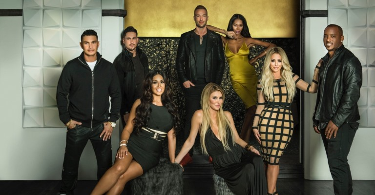 Celebridades buscam o amor em novo reality show