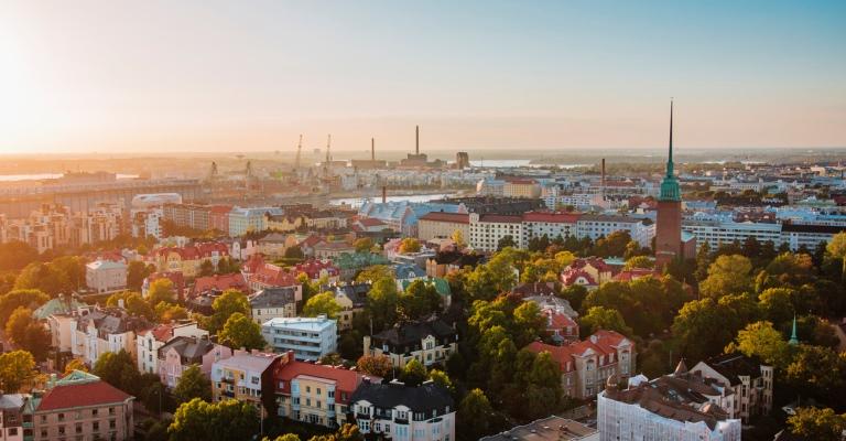 Feira celebra independência da Finlândia