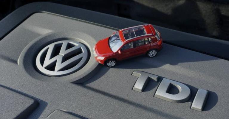 VW irá desembolsar US$ 1,2 bi após novo acordo