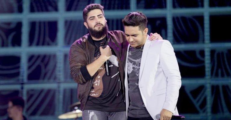 Henrique e Juliano começam o ano lançando música inédita