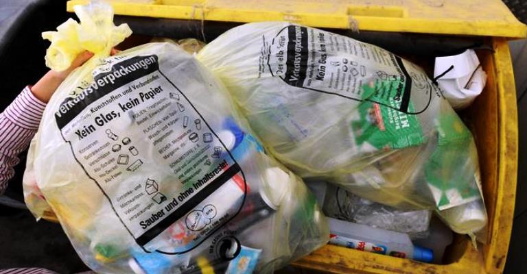 Como os alemães lidam com o lixo no dia a dia